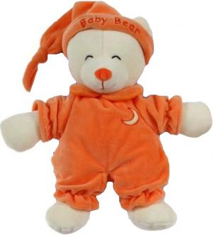 Peluche ours orange Baby Bear Gipsy