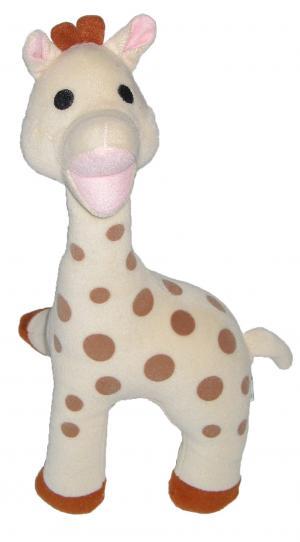 peluche sophie la girafe contenant un grelot vulli. Black Bedroom Furniture Sets. Home Design Ideas