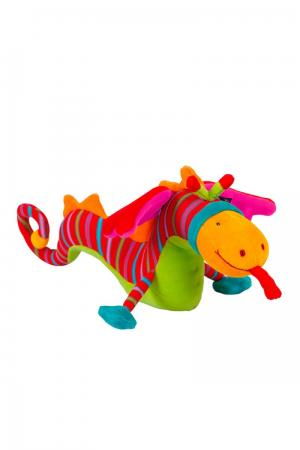 Dragon peluche multicolore Dragobert Moulin Roty