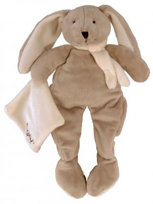 Lapin marron peluche  *Layette* - BN781 Baby Nat