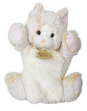 Marionnette chat Z'ANIMOOS HO2135 Histoire d'ours
