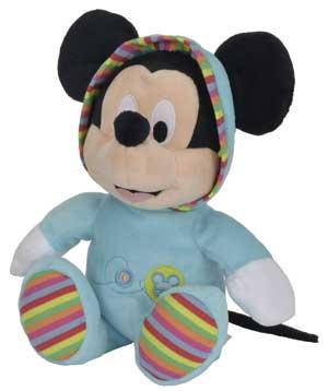 peluche disney baby mickey