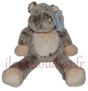 Peluche hippopotame longues jambes Nicotoy, Simba Toys (Dickie)