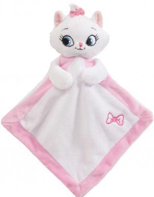 Doudou Marie chat blanc et rose Aristochats Disney Baby, Nicotoy, Simba Toys (Dickie)