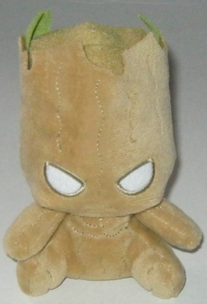 Peluche Groot petit Marvel Marques diverses