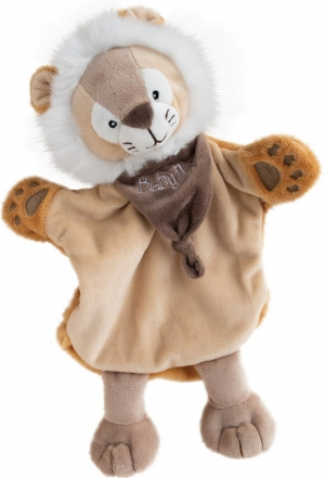 Lion marron BN0397 Baby Nat