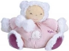 Peluche poupon Igloo patapouf rose Kaloo 9615788 Kaloo