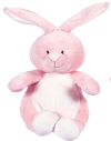 Peluche lapin rose et blanc *Toodoux* Gipsy