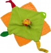 Doudou oiseau Toucan vert et orange Jungle Doo Babymoov - Marques diverses