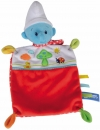Doudou Schtroumpf rouge champignon (Smurfs) Nicotoy - The Smurfs - Schtroumpf - Simba Toys (Dickie)