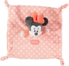 Doudou Minnie orange à pois blanc Hello Disney Baby - Nicotoy