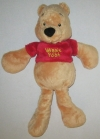 Peluche Winnie l'ourson longues jambes Disney Baby - Nicotoy - Simba Toys (Dickie)