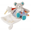 Ours avec mouchoir luminescent Magic DC3024 Doudou et compagnie