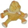 Peluche dinosaure dragon orange Bengy