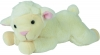 Peluche mouton blanc couché Nicotoy - Simba Toys (Dickie)