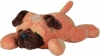Peluche chien boxer bull dog couché Nicotoy - Simba Toys (Dickie)