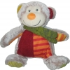 Peluche singe marron clair et rouge Nicotoy - Simba Toys (Dickie)