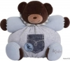 Peluche ours Costaud Blue Denim patapouf Kaloo