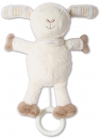 Peluche mouton musicale Baby Club