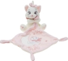 Doudou Marie chat blanc et rose Good night Disney Baby - Simba Toys (Dickie)