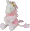 Peluche Licorne musicale rose blanche et dorée Nicotoy - Simba Toys (Dickie)