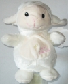 Marionnette mouton blanc Best friends Nicotoy - Simba Toys (Dickie)