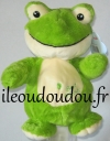 Marionnette grenouille verte Best friends Nicotoy - Simba Toys (Dickie)