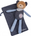Peluche ours Denim Champion Kaloo