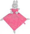 Doudou lapin Miffy rose Miffy - Tiamo