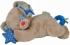Peluche ours musical bleu et marron Lief! Lief Lifestyle - Simba Toys (Dickie) - Nicotoy