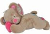 Peluche ours musical rose, bleu et marron Lief! Lief Lifestyle - Simba Toys (Dickie) - Nicotoy