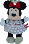 Peluche Minnie robe grise Nuages Disney Baby - Nicotoy - Simba Toys (Dickie)