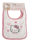 Bavoirs rose et blanc Hello Kitty Hello Kitty - Sanrio