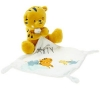 Peluche tigre chat jaune avec mouchoir Simba Toys (Dickie)