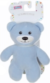 Peluche ours bleu Ptidoux Gipsy