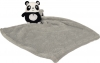 Peluche panda avec couverture grise Nicotoy - Simba Toys (Dickie)