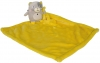 Peluche chat gris avec couverture jaune Nicotoy - Simba Toys (Dickie)