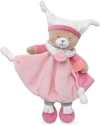 Doudou ours rose Brioche BN0342 Baby Nat