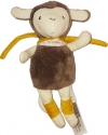 Peluche mouton marron musicale Baby Club