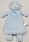 Doudou ours bleu ruban ESPA Intercommerce - Shenzen m&j Toys - Marques diverses