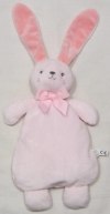 Doudou lapin rose ruban ESPA Intercommerce - Shenzen m&j Toys - Marques diverses