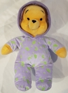 Peluche Winnie violet luminescent Disney Baby - Nicotoy - Simba Toys (Dickie)
