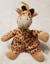 Peluche girafe endormie Forest Distribution Marques diverses
