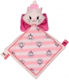 Doudou chat Marie rayé rose et blanc Disney Baby - Nicotoy - Simba Toys (Dickie)