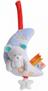 Ours lune musical et luminescent Magic DC3015 Doudou et compagnie