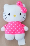 Peluche Hello Kitty rose fluo HetM - Hello Kitty - Sanrio