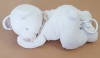 Peluche ours blanc musicale Simba Toys (Dickie) - Nicotoy
