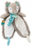 Ours gris Frisounours BN0382 Baby Nat