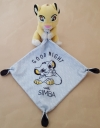 Doudou Simba le Roi Lion Good night with Simba Disney Baby - Simba Toys (Dickie) - Nicotoy