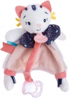 Doudou Pollen le chat rose BN0440 Baby Nat